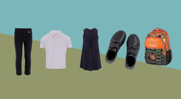 Aldi's Back To School Uniform Bundle Is Only £4.50. Here's When You Can Shop It
