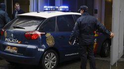 Al menos diez detenidos en una operación en Madrid contra una red de financiación del