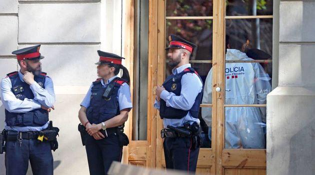 Los Mossos investigan como un homicidio la muerte de la niña de