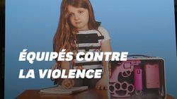 Un artiste crée des gilets pare-balles pour enfants contre les fusillades aux