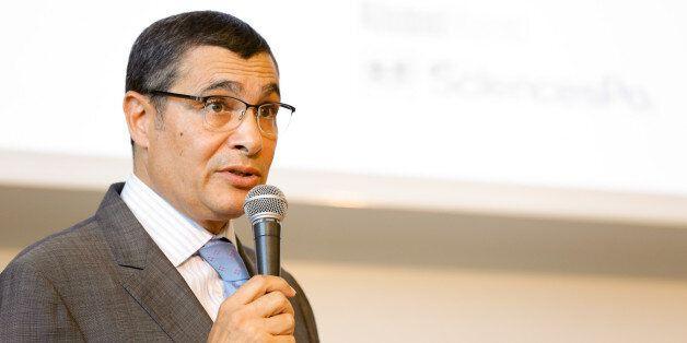 Said Ibrahimi, directeur général de Casablanca Finance City Authority, société...