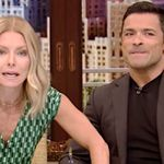 Teen Daughter Walked In On Kelly Ripa, Mark Consuelos Having