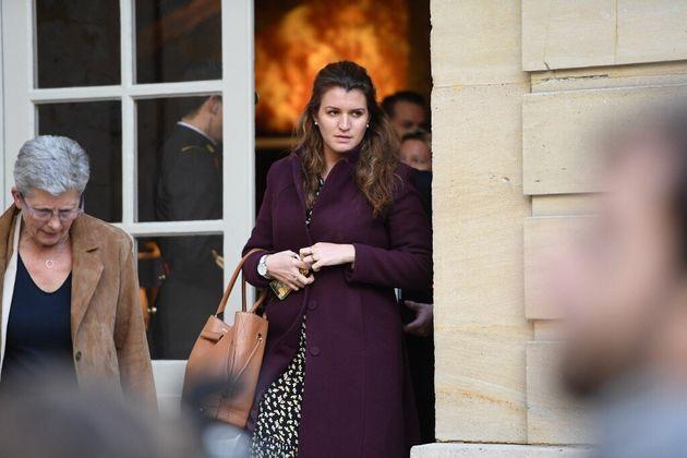Marlène Schiappa répond à Laurent Ruquier, qui l'accusait de