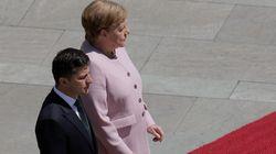 Γερμανία: Ανησυχία για την Ανγκελα Μέρκελ που έτρεμε ολόκληρη σε