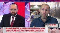El alcalde de Ourense abandona 'Todo es mentira' tras una discusión con