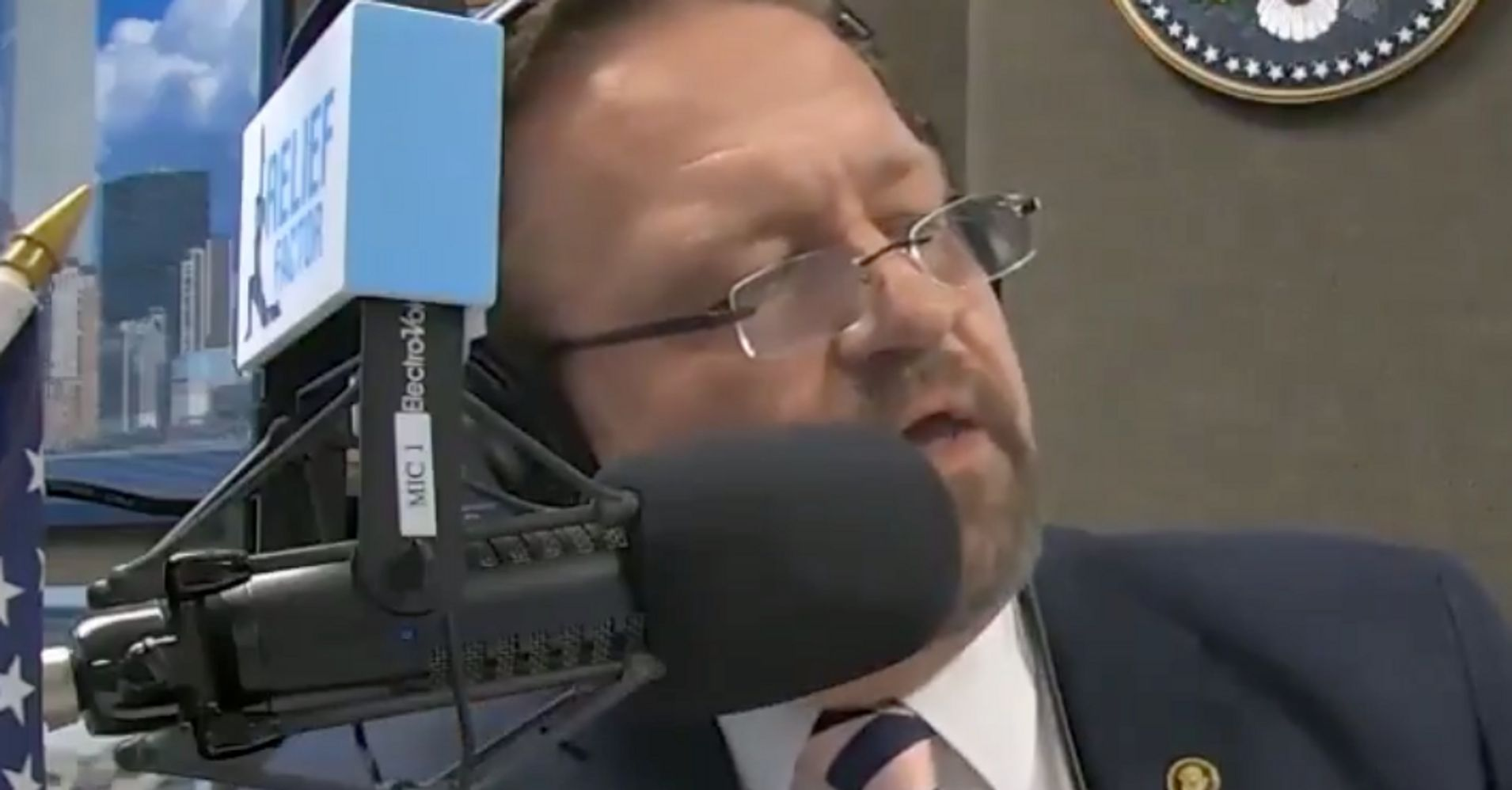 Image result for sebastian gorka access hollywood comments