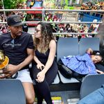 Kawhi Leonard's Kid Napping Through The Raptors Parade Is Parent