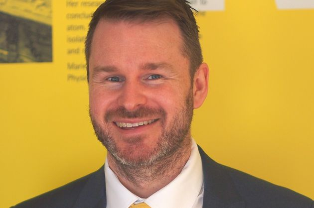 Scott Sinclair, head of policy and public affairs at charity Marie