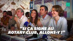 L'appel de Ruffin aux militants de droite pour faire signer la pétition ADP jusque sur les