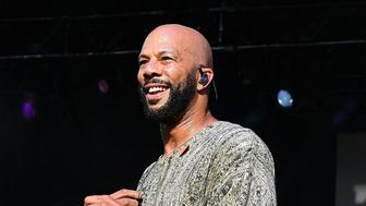 ATLANTA, GA - SEPTEMBER 09:  Rapper Common of August Greene performs onstage during 2018 ONE Musicfest at Atlanta Central Park on September 9, 2018 in Atlanta, Georgia.  (Photo by Paras Griffin/Getty Images)