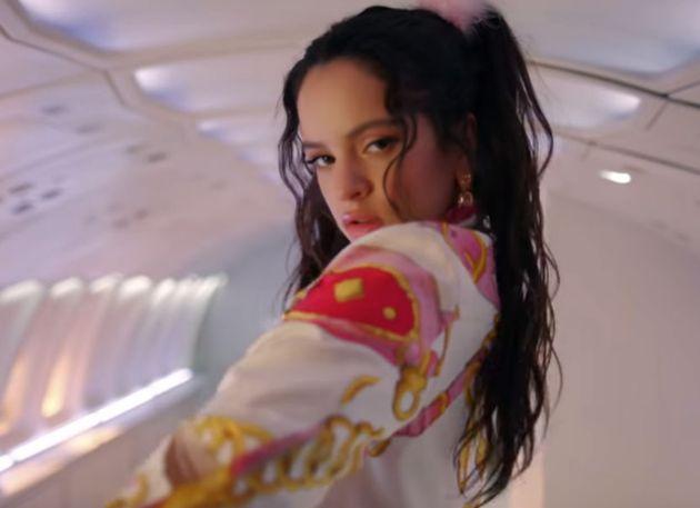 Las fotos de Rosalía en 'Vogue' que han impactado a todo el