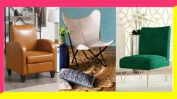 We've Noticed A Lot Of Accent Chairs On Sale At AllModern Right