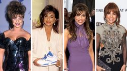 Paula Abdul's Style Through The Years Is Straight-Up