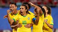Marta supera o alemão Klose e se torna a maior artilheira da história das