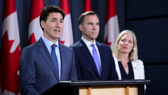 Liberals Give Another Green Light To Trans Mountain Pipeline