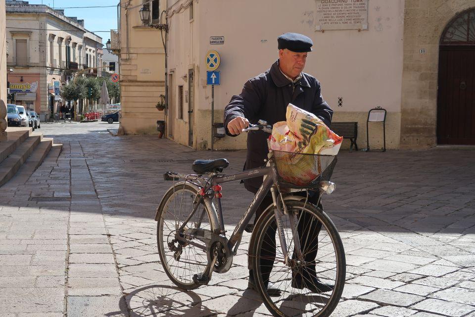 Ένα Γράμμα από τον Πανέμορφο Ιταλικό