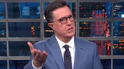 Colbert Has An Urgent Warning For Fox News Over Its Trump