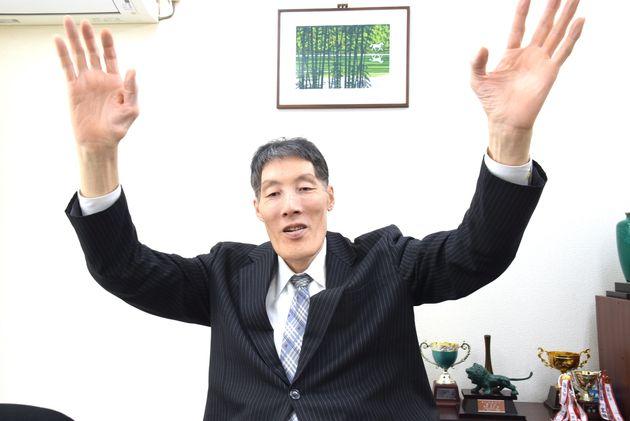 岡山恭崇さん