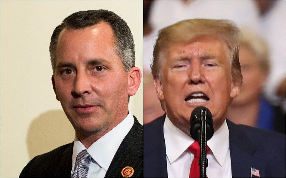 Ex-GOP Congressman David Jolly Rips Donald Trump's 'Drained, Lazy' 2020 Reelection Launch