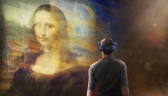 «Μόνα Λίζα: Πέρα από τον καθρέφτη» - Ο πιο διάσημος πίνακας του κόσμου με