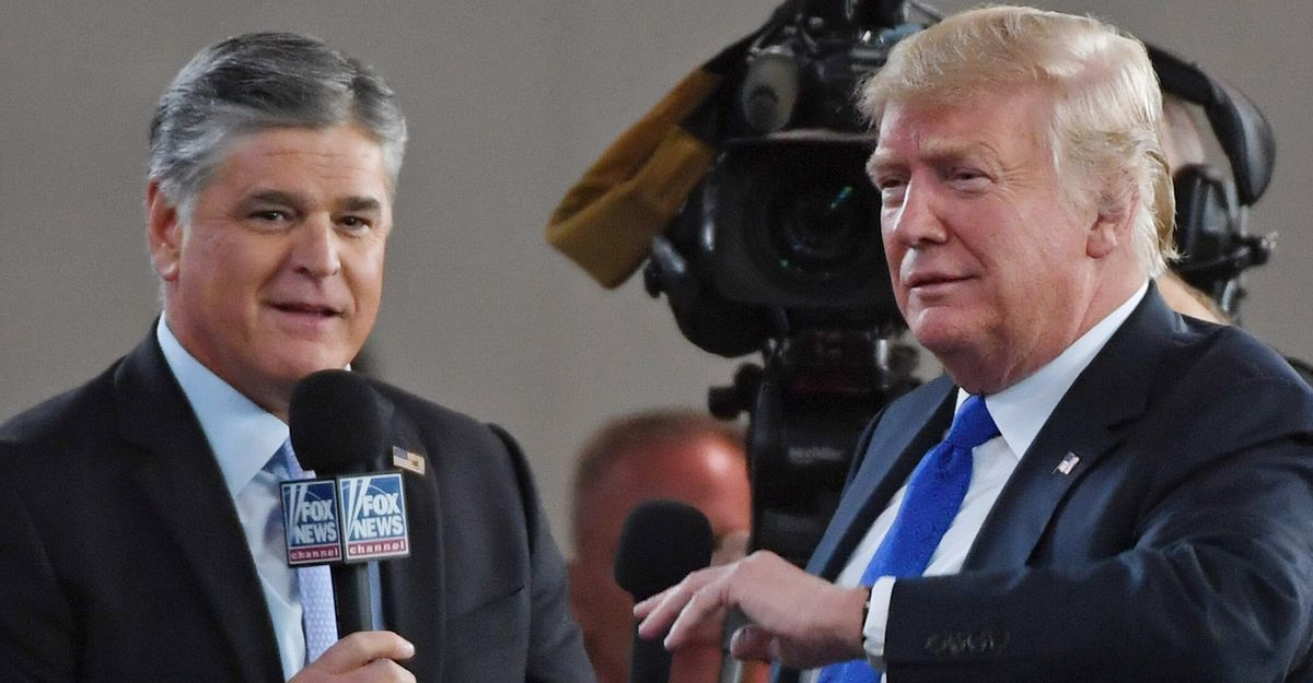 Sean Hannity Vows To Stump For Donald Trump On 2020 Campaign Trail thumbnail