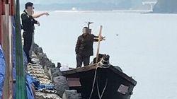 이 북한 주민들은 삼척항까지 별다른 제지 없이