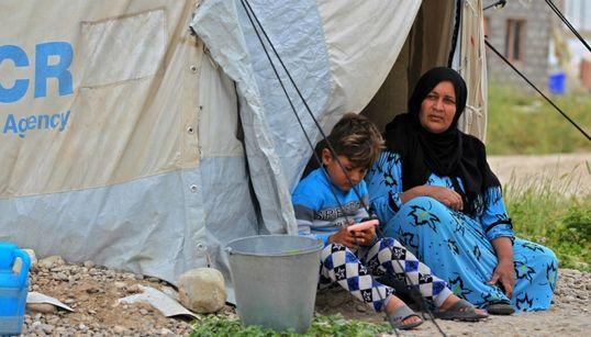 Record mondial: plus de 70 millions de réfugiés et déplacés fin 2018, selon