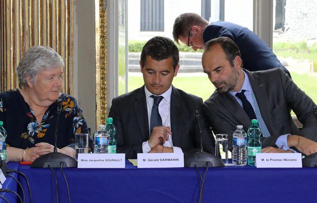 Jacqueline Gourault et Gérald Darmanin dévoilent comment l'État va compenser pour...