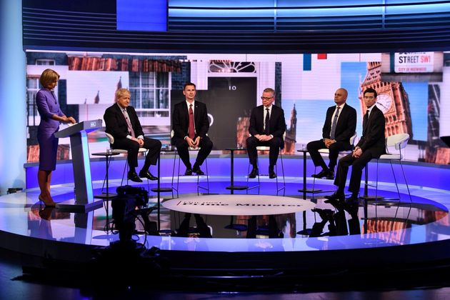 Solo puede quedar uno: los cinco candidatos a suceder a May afrontan la tercera