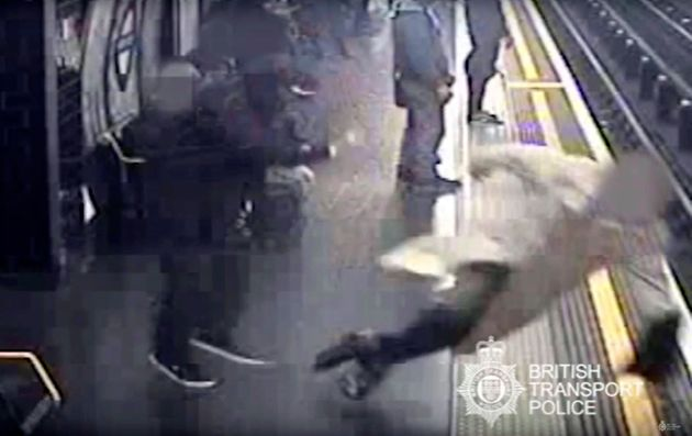 Tube Pusher Paul Crossley Who Hurled 91-Year-Old Onto Rails Is Jailed
