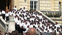 Près de 30 jeunes du Service national universel font un malaise pendant une cérémonie à