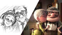 La genialidad de Pixar: del papel al
