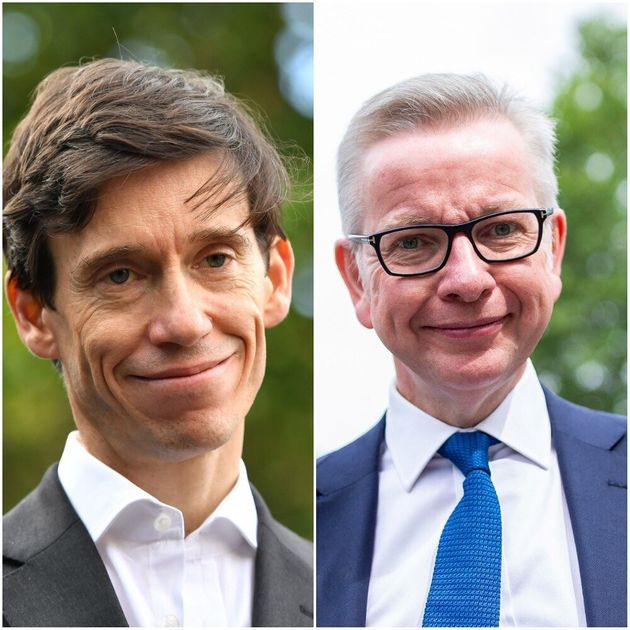 Rory Stewart And Michael Gove 'Talking About Combining Forces' To Defeat Boris