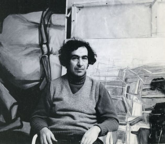 Πέθανε ο ζωγράφος Βαγγέλης