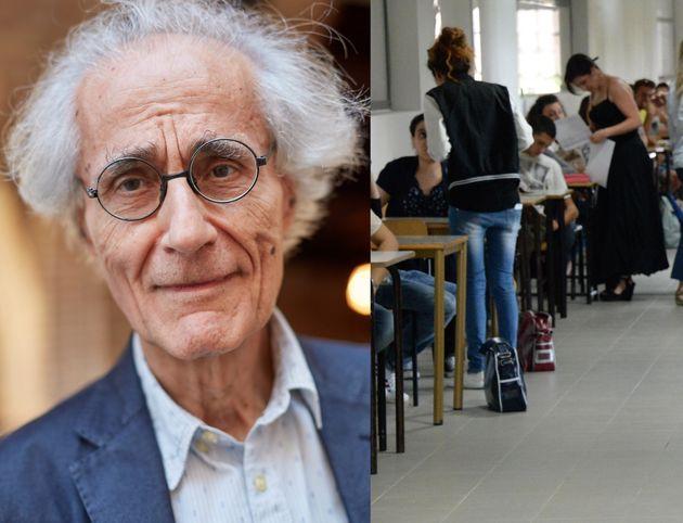 Luciano Canfora commenta le tracce dell'esame di maturità: