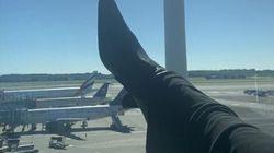 Pourquoi cette photo du pied de Bella Hadid scandalise en Arabie Saoudite et aux