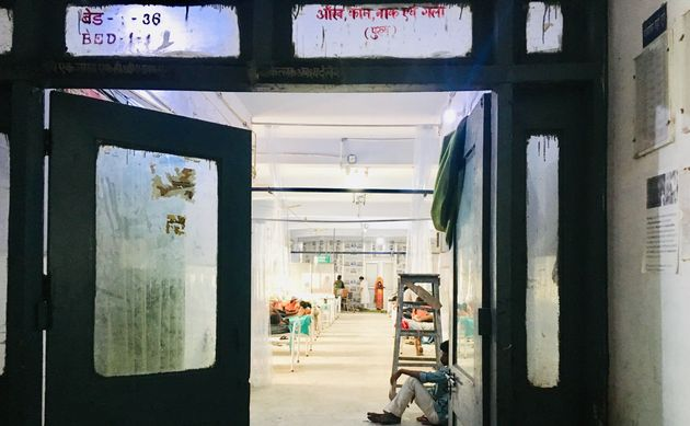 Bihar Encephalitis: Prisoner's Ward In Muzaffarpur Hospital Converted To Accommodate