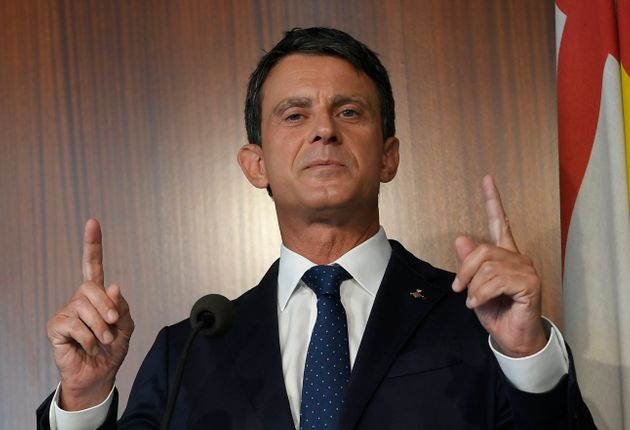 Valls accuse Ciudadanos, ses ex-alliés, de pactiser avec l'extrême