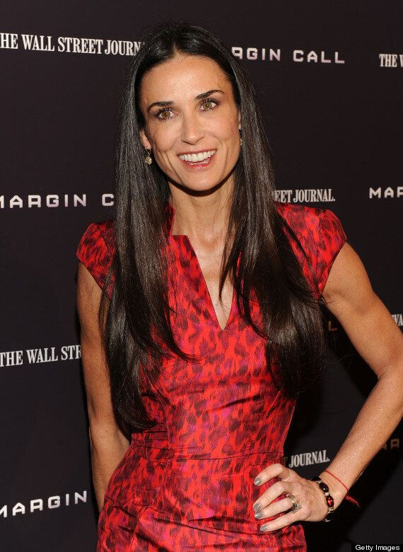 Demi Moore, Vito Schnabel Dating: Actress Moves On With 26-Year-Old