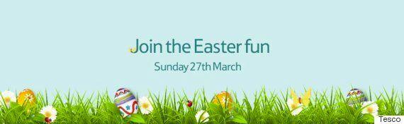 Lidl Easter 2016 Opening Hours Plus Asda, Sainsbury's, Tesco, ALDI And DIY