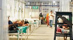 Bihar Hospital Converts Prisoner's Ward To House Children With Encephalitis As Outbreak