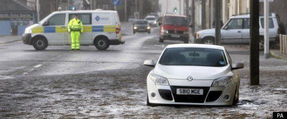 Scotland Hit By 165mph Winds As Twitter Dubs Storm 'Hurricane Bawbag' (Photos)