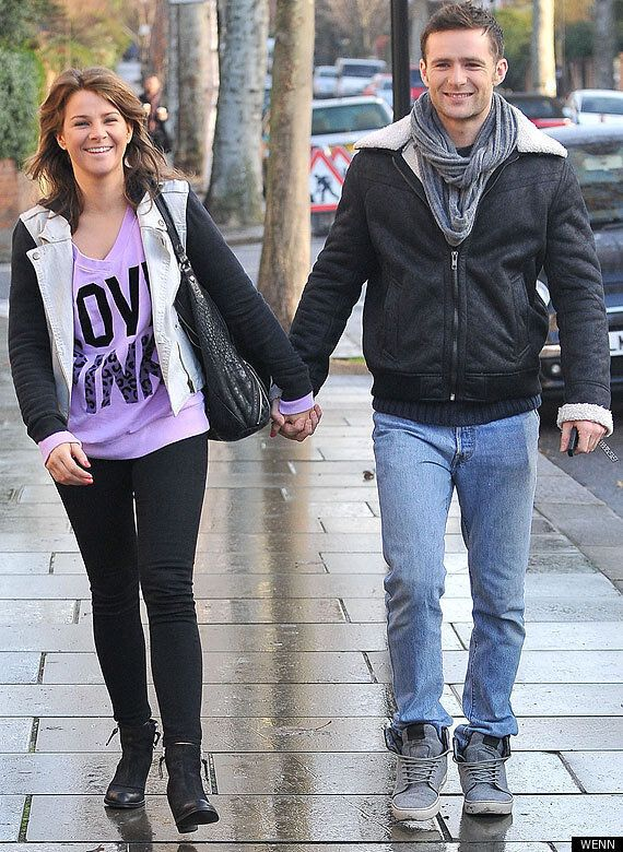 Harry Judd Not Ready To Propose...
