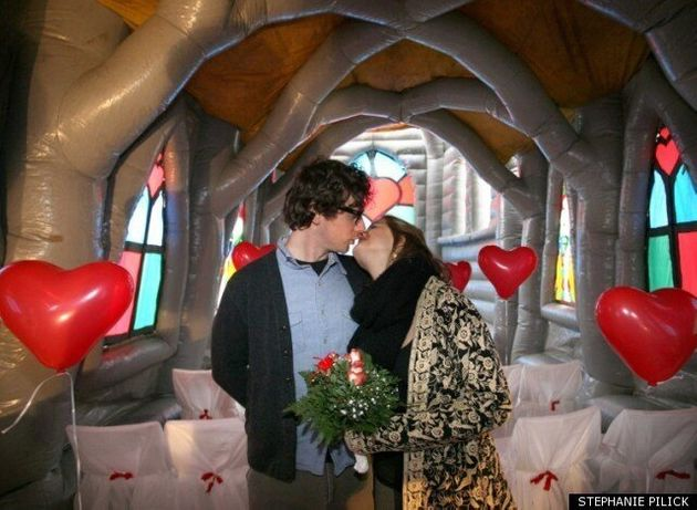 Valentines Day Around The World: Quirky, Bouncy And Hairy