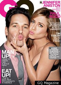 Jennifer Aniston Strips For 'GQ' Admitting: 'I Hated My