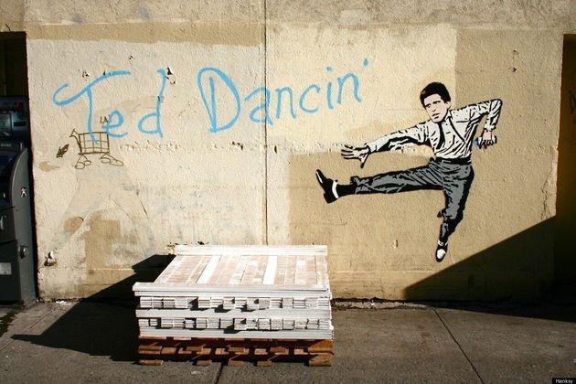 Banksy Parody Hanksy Expands His