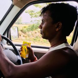 A Bihar Ambulance Driver On The Other Side Of The Encephalitis