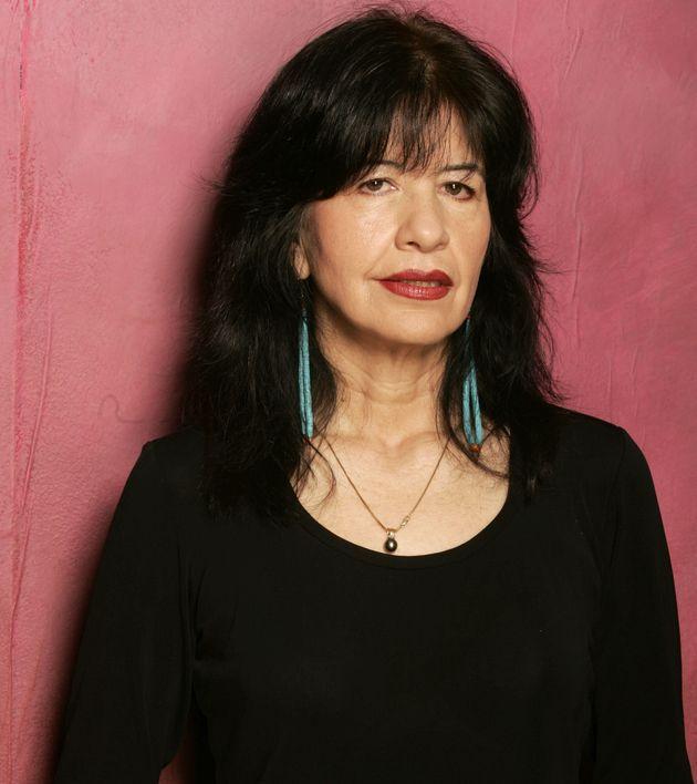 Joy Harjo, a poet, musician and member of the Muscogee Creek Nation, has been named the 23rd U.S. poet