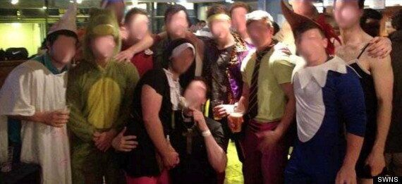 University Of East Anglia Rugby Team Disbanded As Members Attend 'Bad Taste' Party Dressed As Joseph...