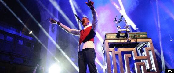 Labrinth 'Electronic Earth' Interview: 'Simon Can't Tell Me